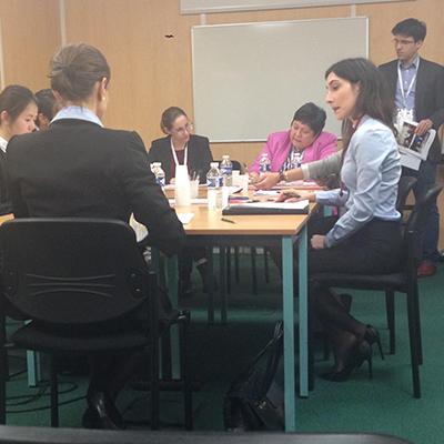 תחרות גישור מסחרי ICC - מה זה?
