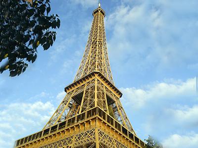 Paris – February 2016 – Here I Come…